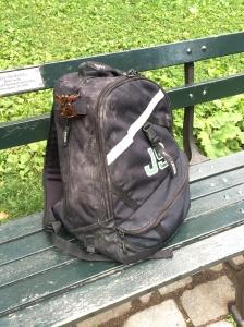 Dusty bag